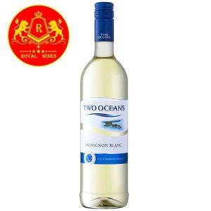 Rượu Vang Two Oceans Sauvignon Blanc