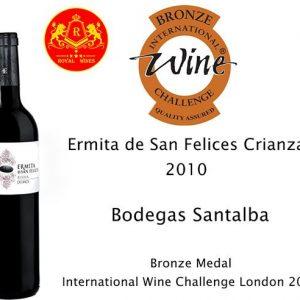 Rượu Vang Ermita De San Felices Crianza 1