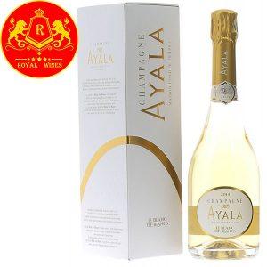 Rượu Champagne Ayala Blanc De Blanc