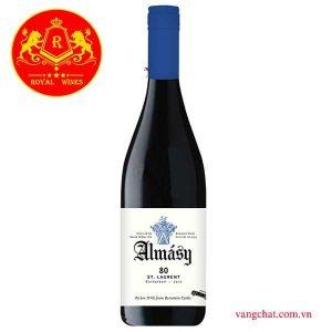 Ruou Vang Almasy Saint Laurent