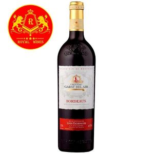 Rượu Vang Chateau Garat Bel Air Bordeaux