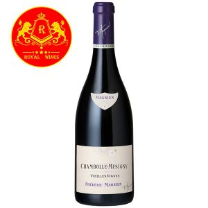 Rượu Vang Frederic Magnien Chambolle Musigny Vieilles Vignes