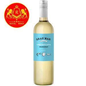 Rượu Vang Gran Mar Chardonnay Torrontes