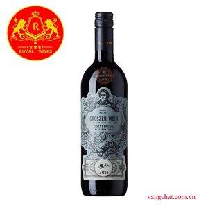 Ruou Vang Groszer Wein