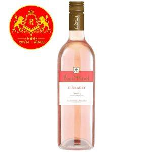 Rượu Vang Louis Pinel Rose Cinsault