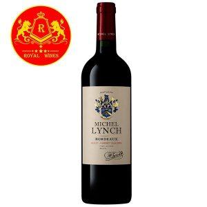 Rượu Vang Michel Lynch Bordeaux Merlot Cabernet Sauvignon