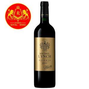 Rượu Vang Michel Lynch Reserve Medoc