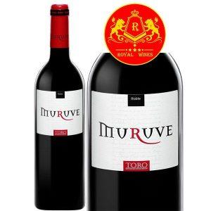 Rượu Vang Muruve Roble Toro