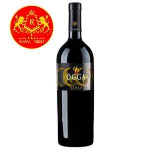 Rượu Vang Ogga Reserva Rioja