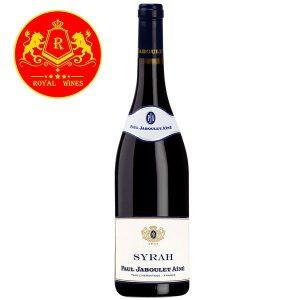 Rượu Vang Paul Jaboulet Syrah