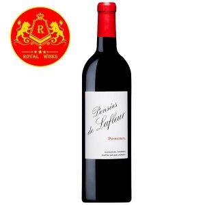 Rượu Vang Pensees De Lafleur Pomerol
