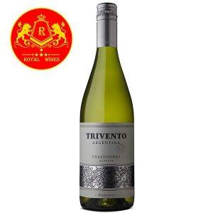 Rượu Vang Trivento Argentina Reserve Chardonnay