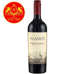 Rượu Vang Alamos Cabernet Sauvignon Mendoza