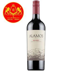 Rượu Vang Alamos Malbec Mendoza