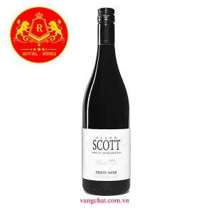 Ruou Vang Allan Scott Pinot Noir