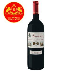 Rượu Vang Barbaresco Marchesi Di Barolo