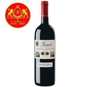 Rượu Vang Barolo Marchesi Di Barolo