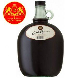 Rượu Vang Carlo Rossi 3l