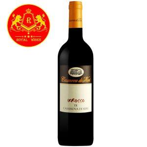 Rượu Vang Casanova Di Neri Ir Rosso