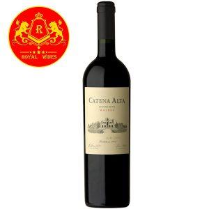 Rượu Vang Catena Alta Malbec