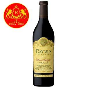 Rượu Vang Caymus Napa Valley Cabernet Sauvignon