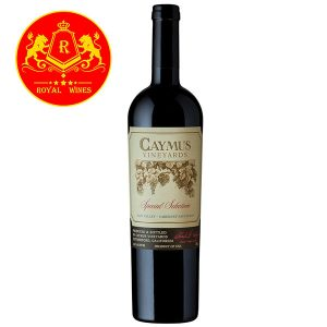 Rượu Vang Caymus Vineyards Special Selection