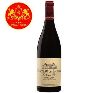 Rượu Vang Chateau Des Jacques Cote Du Py Morgon