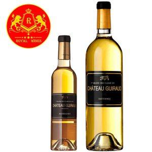 Rượu Vang Chateau Guiraud Sauternes