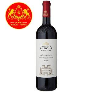 Rượu Vang Chianti Classico Castello Dalbola
