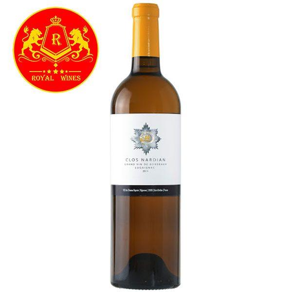 Rượu Vang Clos Nardian Lugaignac
