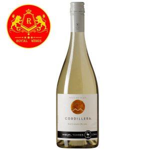 Rượu Vang Cordillera Miguel Torres Sauvignon Blanc