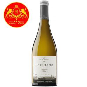 Rượu Vang Cordillera Reserva Privada Chardonnay