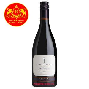 Ruou Vang Craggy Range Pinot Noir