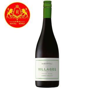 Rượu Vang De Bortoli Villages Pinot Noir
