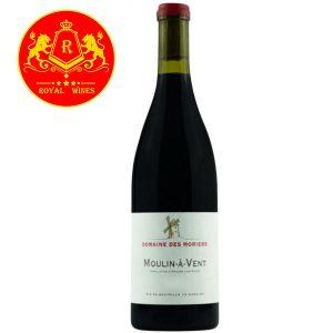 Rượu Vang Domaine Des Mories Moulin A Vent