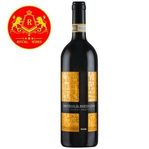 Rượu Vang Gaja Brunello Di Montalcino