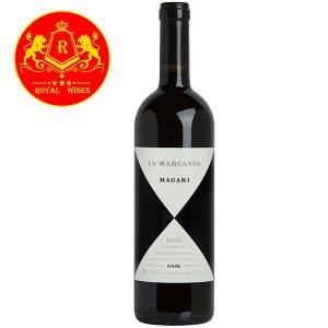 Rượu Vang Gaja Camarcanda Magari Bolgheri