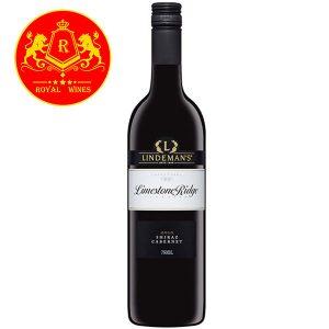 Rượu Vang Lindemans Trio Limestone Ridge