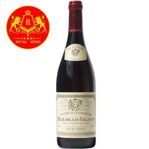 Rượu Vang Louis Jadot Combes Aux Jacques Beaujolais Villages