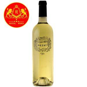 Rượu Vang Maltus Pezat Sauvignon Blanc