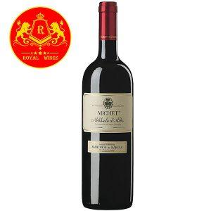 Rượu Vang Michet Nebbiolo Dalba Marchesi Di Barolo