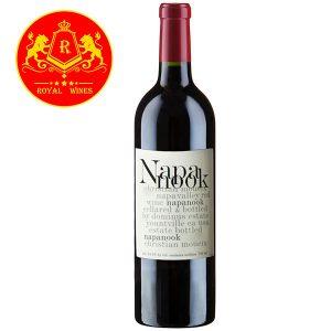 Rượu Vang Napanook Napa Valley Red Wine