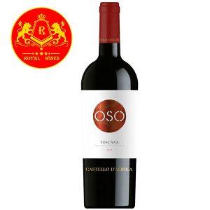 Rượu Vang Oso Toscana Castello Dalbola
