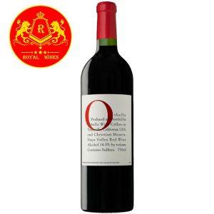 Rượu Vang Othello Dominus Estate Napa Valley