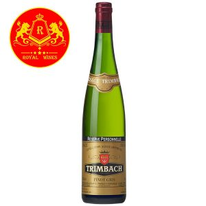 Rượu Vang Phap Trimbach Pinot Gris Reserve Personnelle