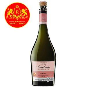 Rượu Vang Santa Digna Estelado Rose Sparkling Wine