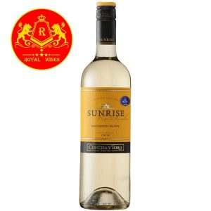 Rượu Vang Sunrise Sauvignon Blanc Concha Y Toro