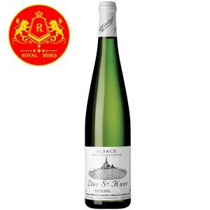 Rượu Vang Trimbach Alsace Clos Sainte Hune Riesling