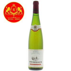 Rượu Vang Trimbach Pinot Gris Selection De Grains Nobles