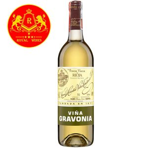 Rượu Vang Vina Gravonia Blanco Rioja